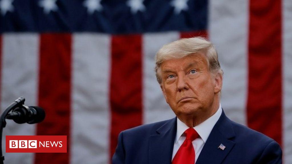 US election: Appeal court dismisses Trump camp's lawsuit in Pennsylvania