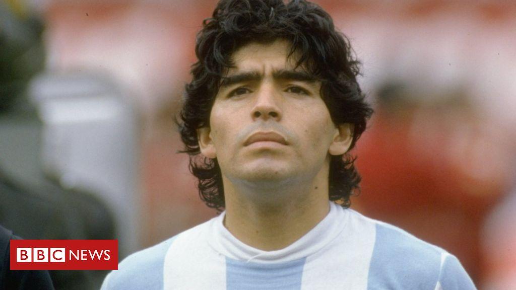 Diego Maradona: Police raid house and clinic of doctor